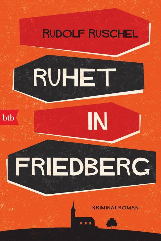 Cover-Bild Ruhet in Friedberg