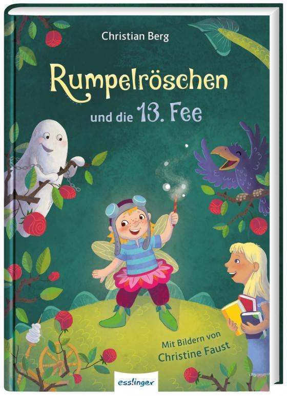 Cover-Bild Rumpelröschen und die 13. Fee