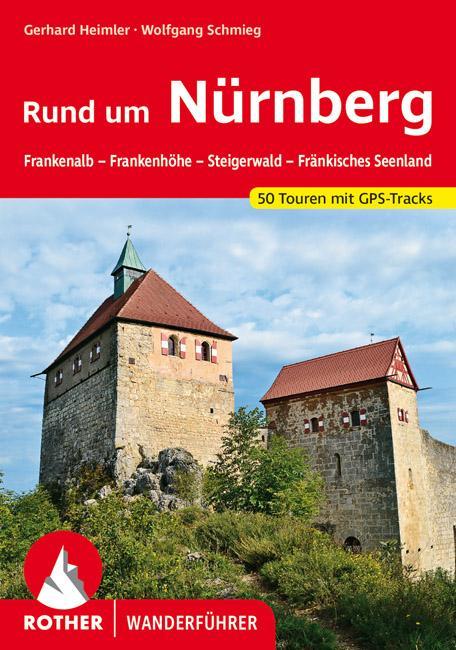Cover-Bild Rund um Nürnberg