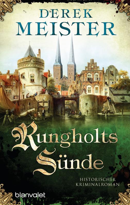 Cover-Bild Rungholts Sünde