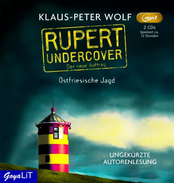 Cover-Bild Rupert undercover. Ostfriesische Jagd