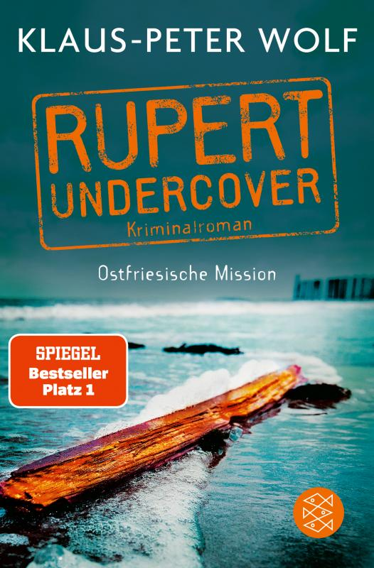 Cover-Bild Rupert undercover - Ostfriesische Mission