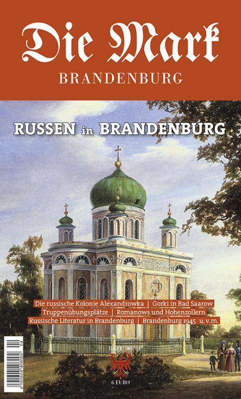 Cover-Bild Russen in Brandenburg