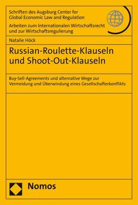 Cover-Bild Russian-Roulette-Klauseln und Shoot-Out-Klauseln