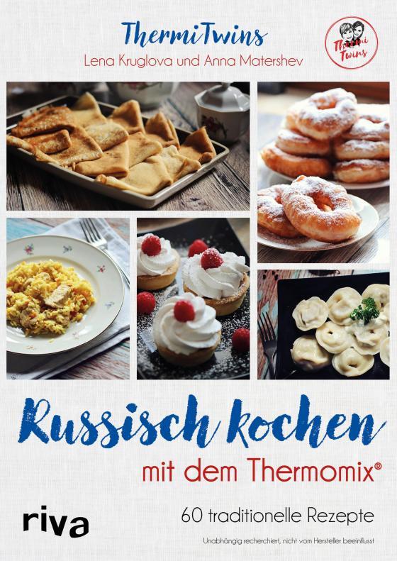 Cover-Bild Russisch kochen mit dem Thermomix®