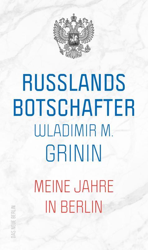 Cover-Bild Russlands Botschafter