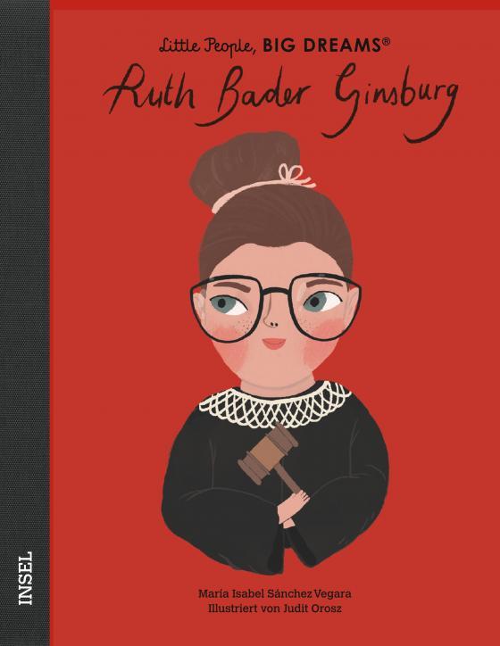 Cover-Bild Ruth Bader Ginsburg