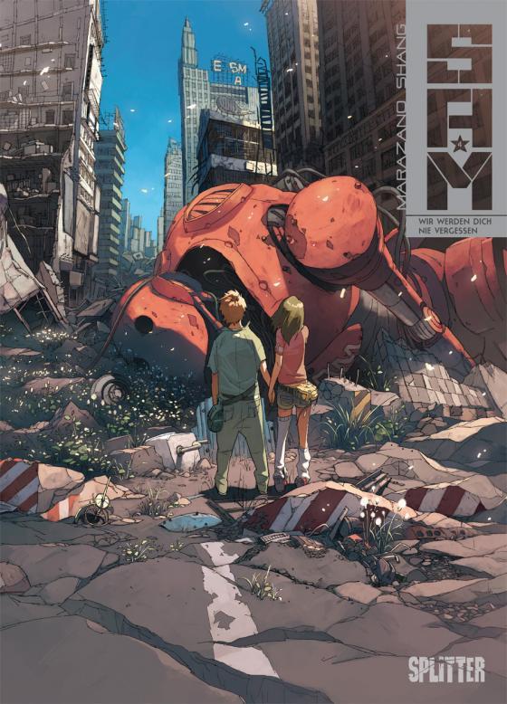 Cover-Bild S.A.M.. Band 4