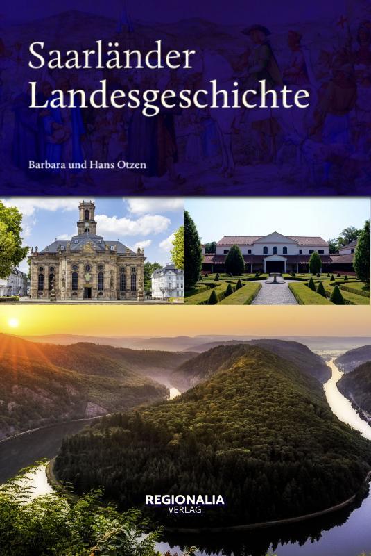 Cover-Bild Saarländer Landesgeschichte