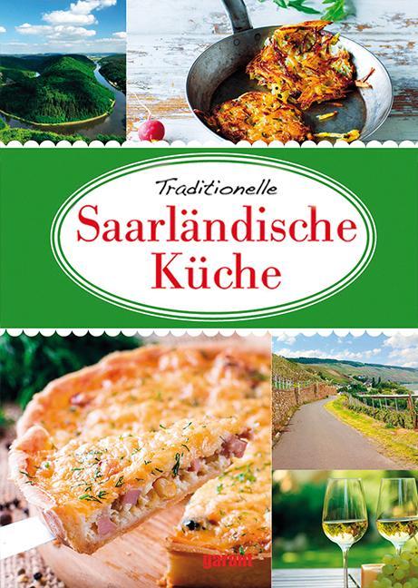 Cover-Bild Saarländische Küche