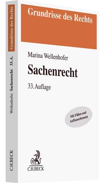 Cover-Bild Sachenrecht