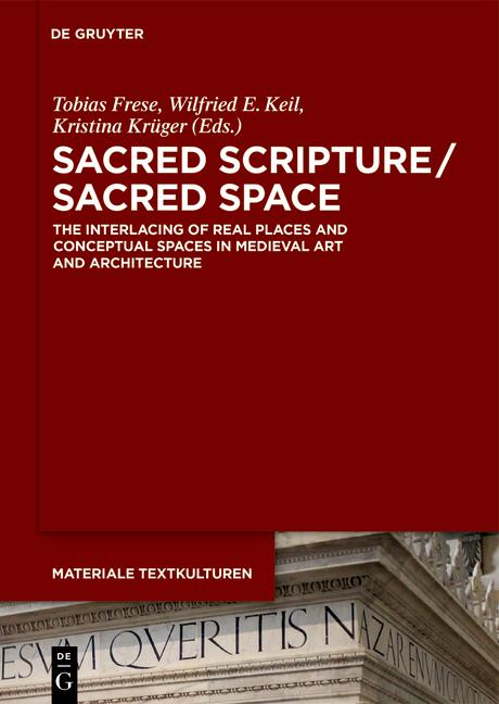 Cover-Bild Sacred Scripture / Sacred Space