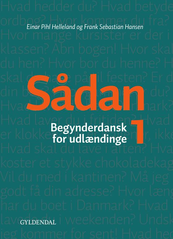 Cover-Bild Sådan 1