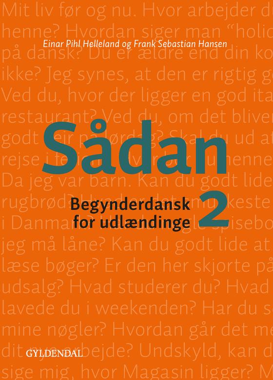 Cover-Bild Sådan 2