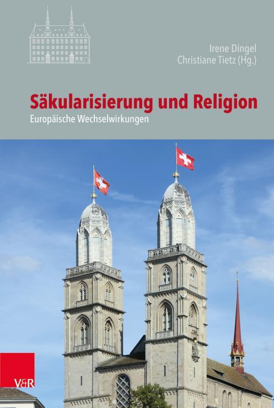 Cover-Bild Säkularisierung und Religion