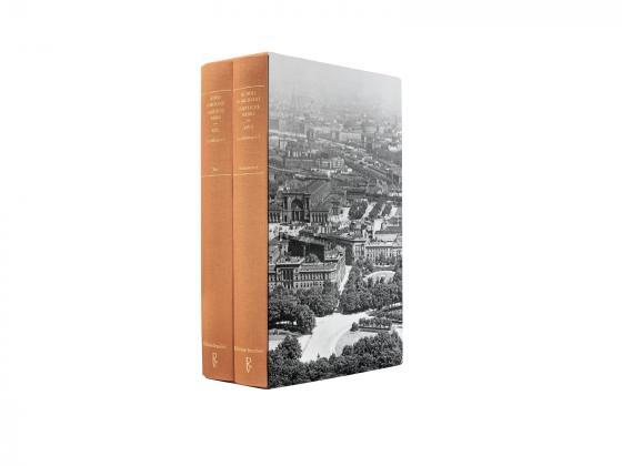 Cover-Bild Sämtliche Werke Band XIV (in zwei Teilbänden): Erzählungen 2