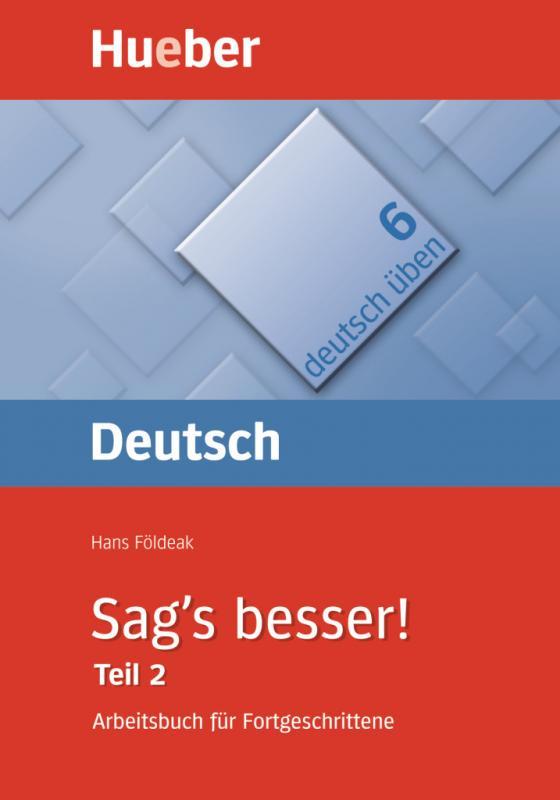 Cover-Bild Sag's besser! (Teil 2)