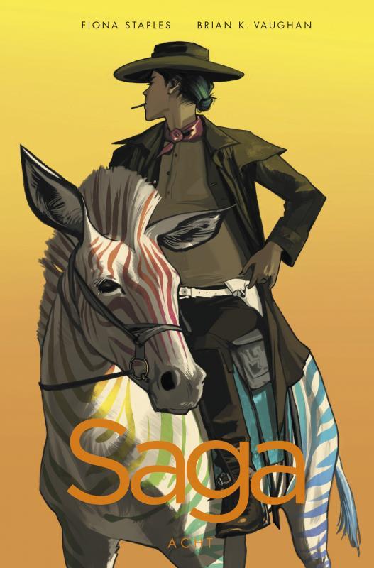 Cover-Bild Saga 8