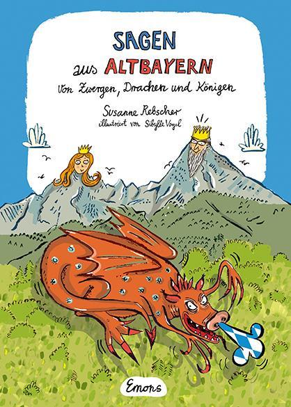 Cover-Bild Sagen aus Altbayern