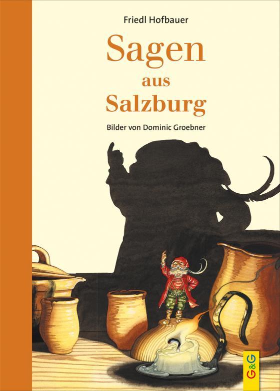 Cover-Bild Sagen aus Salzburg