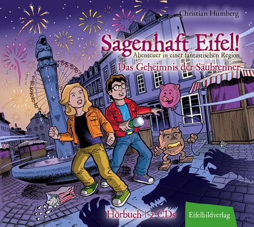 Cover-Bild Sagenhaft Eifel! - Abenteuer in einer fantastischen Region