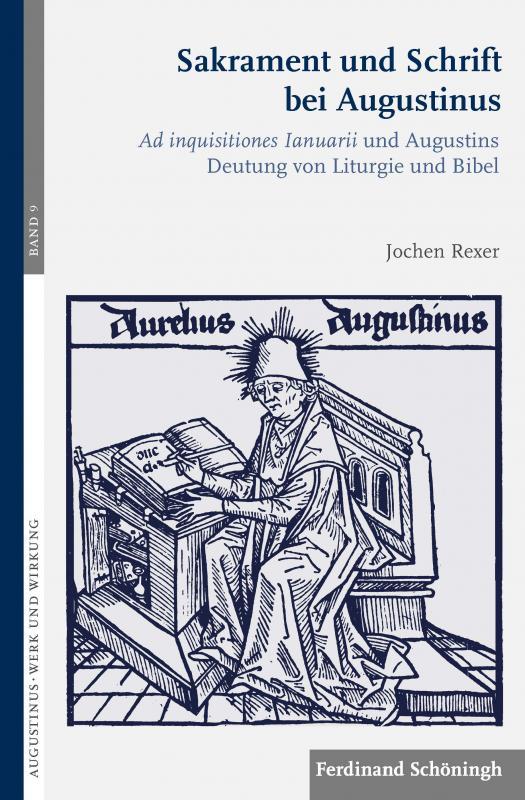 Cover-Bild Sakrament und Schrift bei Augustinus
