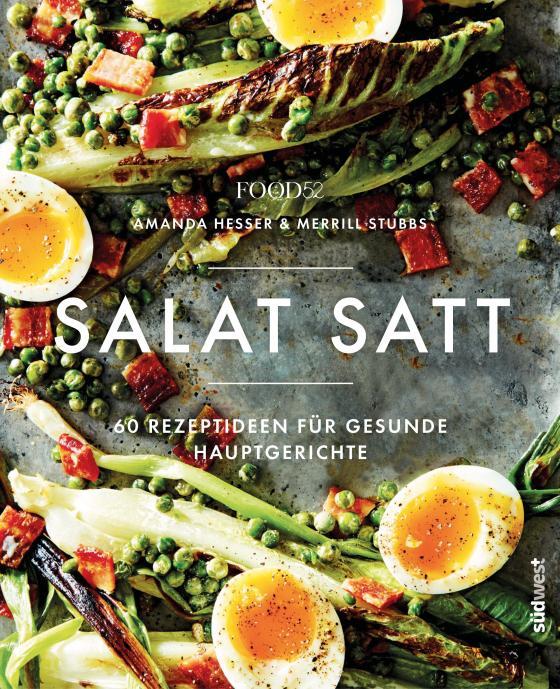 Cover-Bild Salat satt