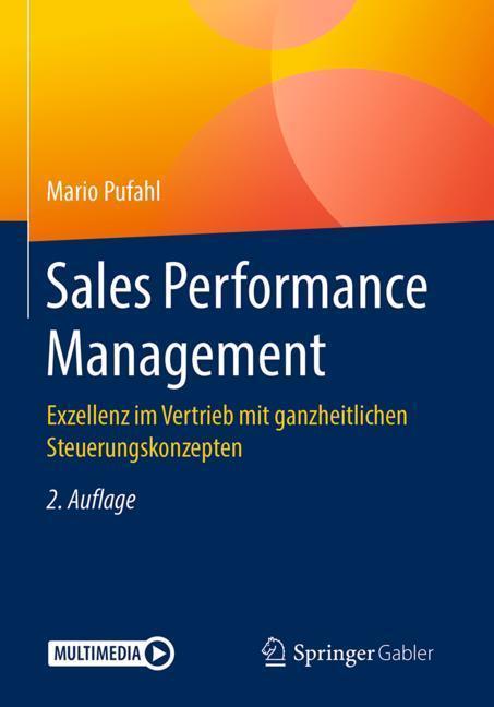 Cover-Bild Sales Performance Management