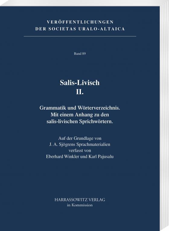 Cover-Bild Salis-Livisch II.