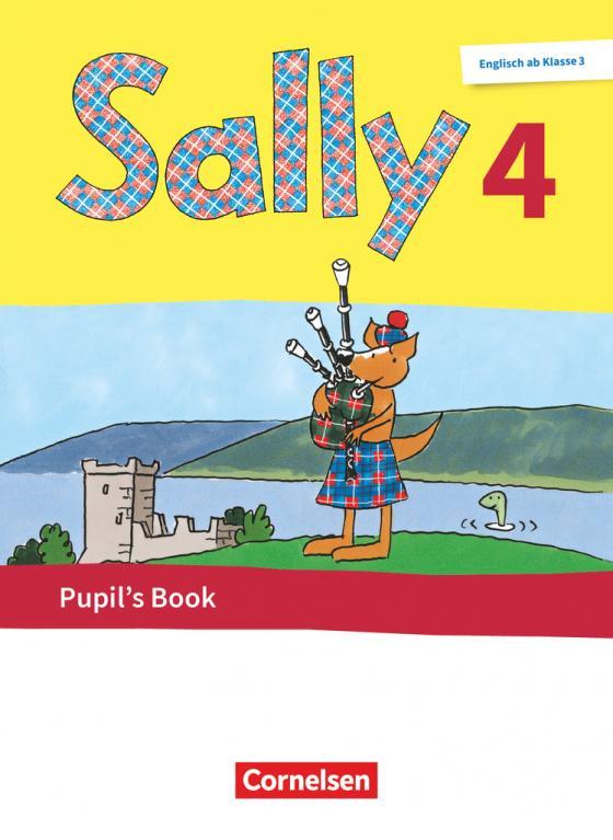 Cover-Bild Sally - Englisch ab Klasse 3 - Allgemeine Ausgabe 2020 - 4. Schuljahr