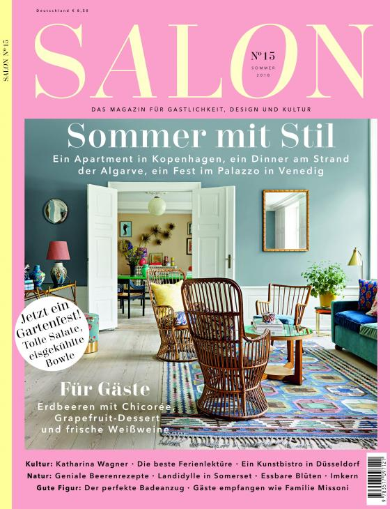 Cover-Bild SALON Nummer 15