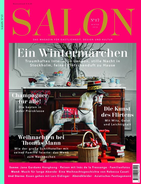 Cover-Bild SALON Nummer 17