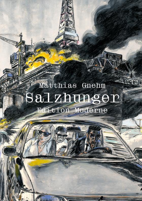 Cover-Bild Salzhunger