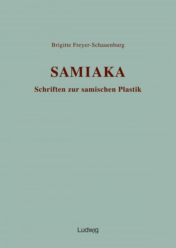 Cover-Bild SAMIAKA. Schriften zur samischen Plastik