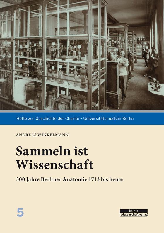 Cover-Bild Sammeln ist Wissenschaft