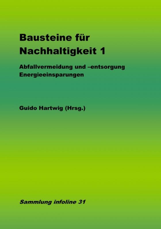 Cover-Bild Sammlung infoline / Bausteine für Nachhaltigkeit