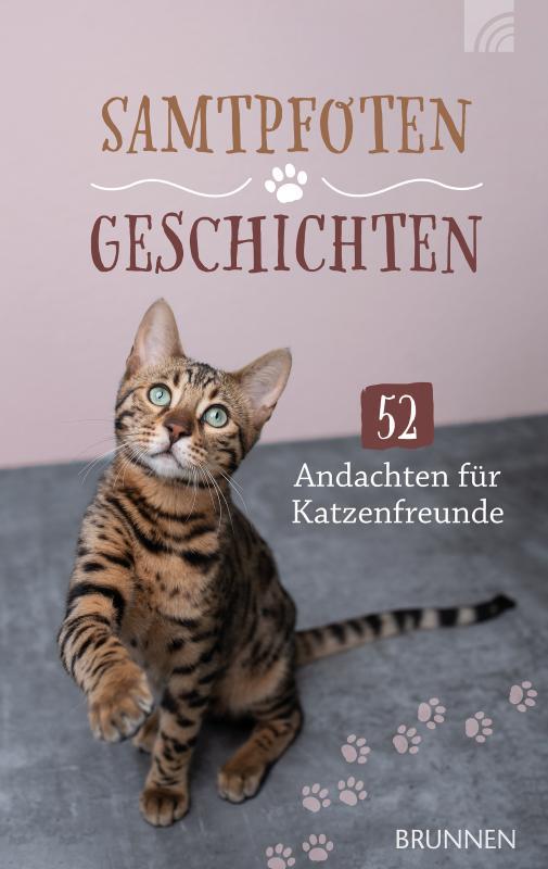Cover-Bild Samtpfotengeschichten