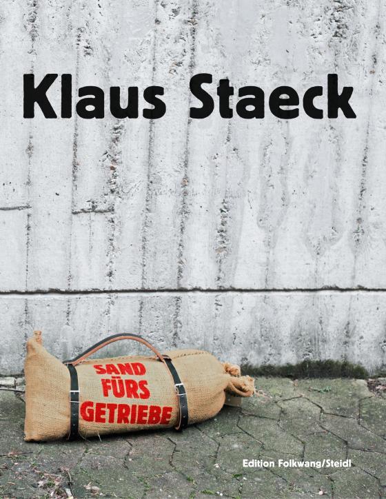 Cover-Bild Sand fürs Getriebe. Plakate und Provokationen