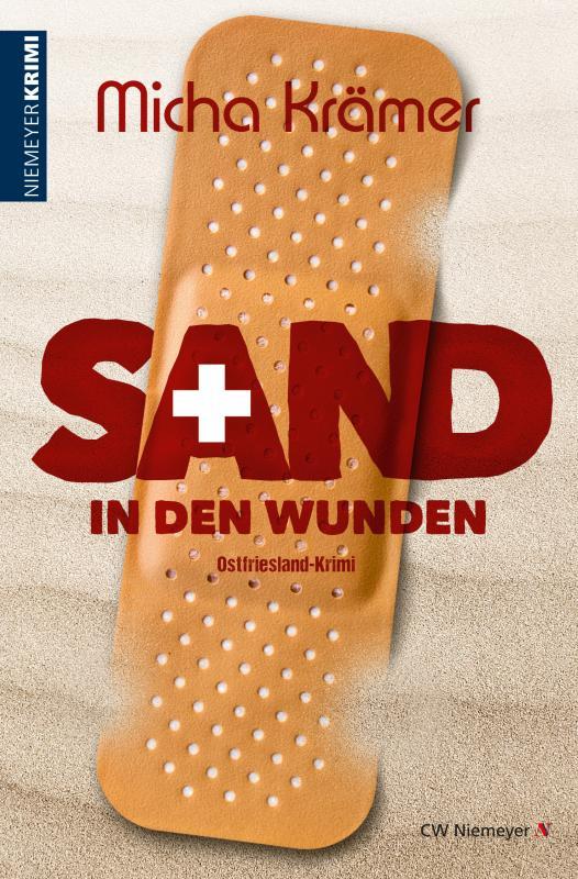 Cover-Bild Sand in den Wunden