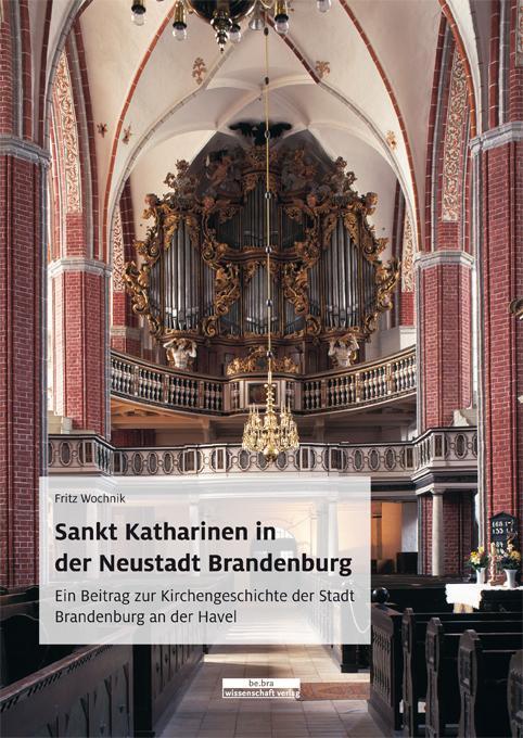 Cover-Bild Sankt Katharinen in der Neustadt Brandenburg