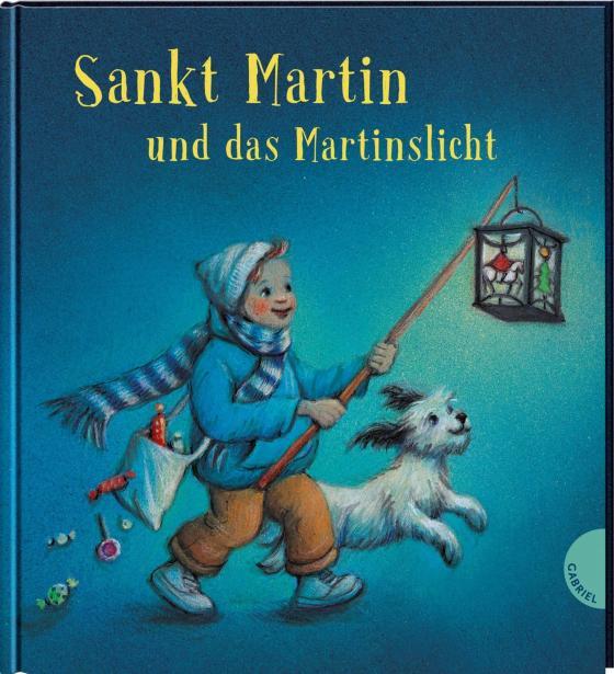 Cover-Bild Sankt Martin und das Martinslicht