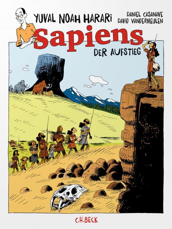 Cover-Bild Sapiens