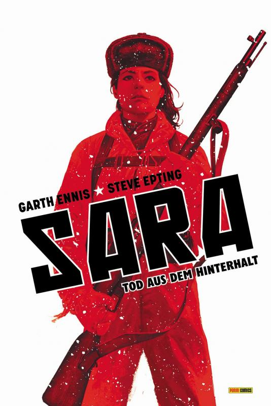 Cover-Bild Sara