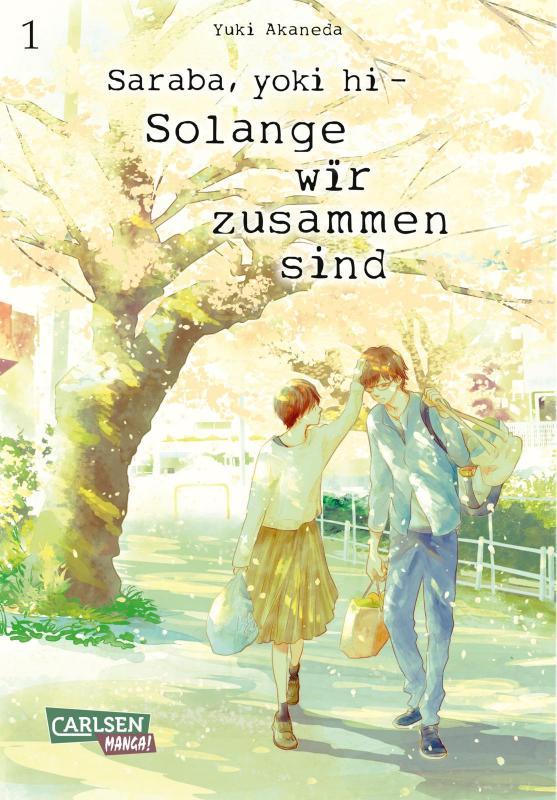 Cover-Bild Saraba, yoki hi - Solange wir zusammen sind 1