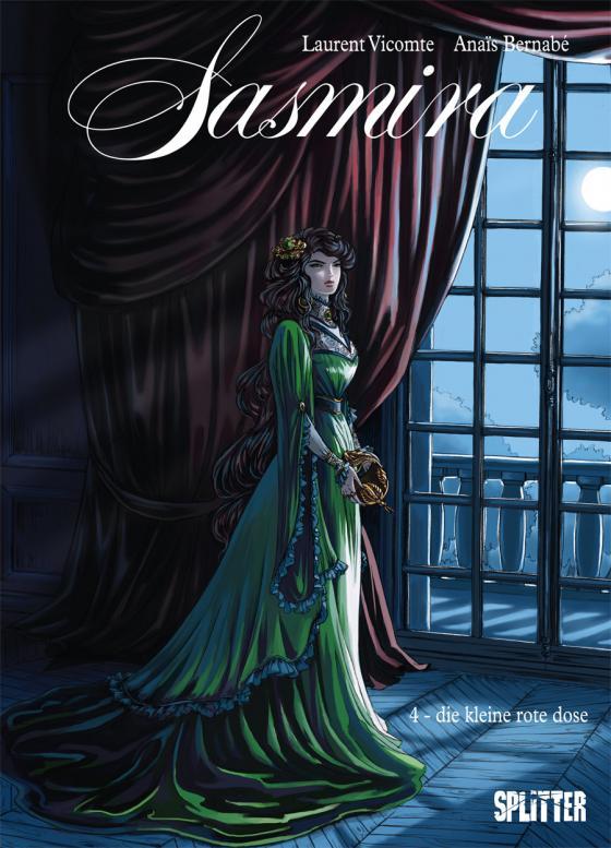 Cover-Bild Sasmira. Band 4