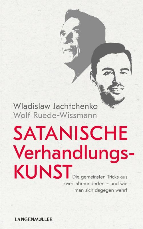 Cover-Bild Satanische Verhandlungskunst