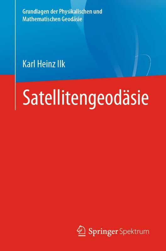Cover-Bild Satellitengeodäsie