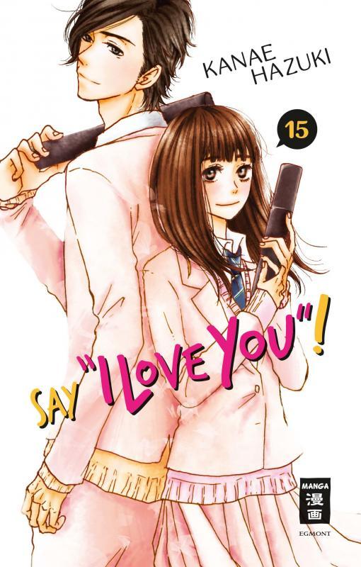 "Cover-Bild Say ""I love you""! 15"