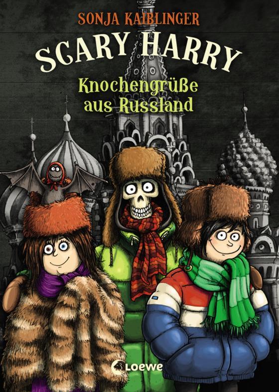 Cover-Bild Scary Harry - Knochengrüße aus Russland