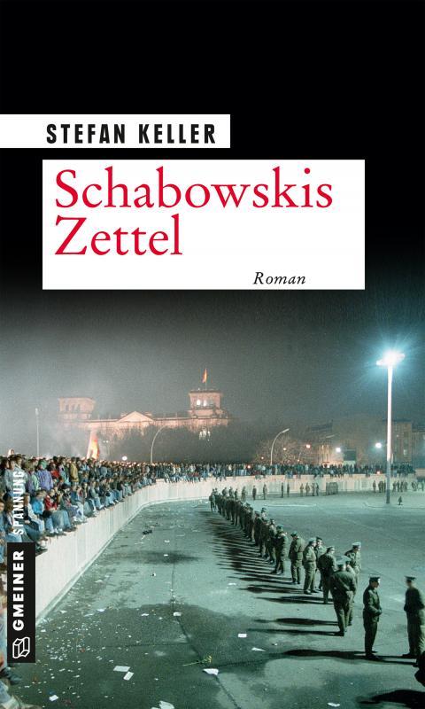 Cover-Bild Schabowskis Zettel